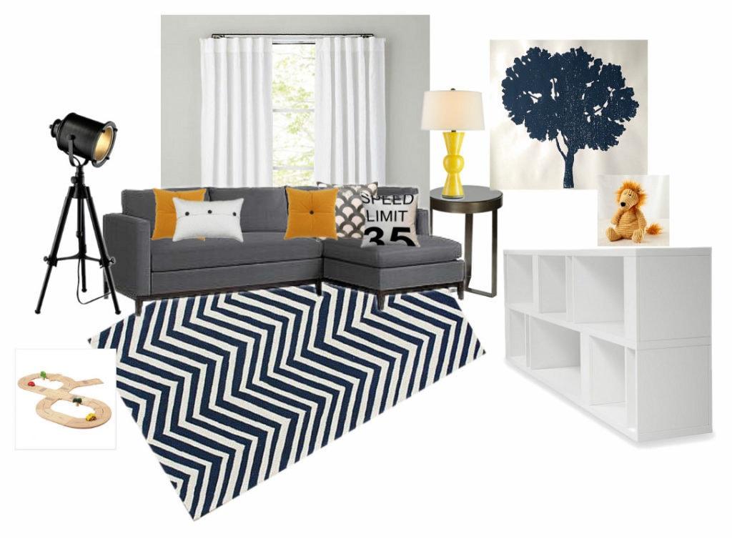 Play Room, Kid Friendly Living Room