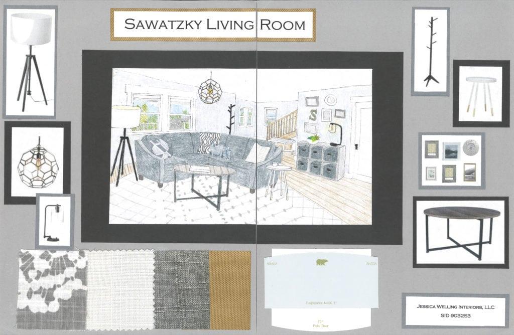 Sawatzky Living Room @jessicawellinginteriors.com