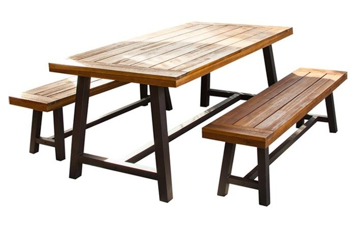 10 Stylish & Affordable Picnic Tables