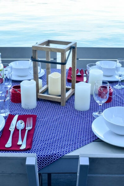 4th of July Table Inspiration @jessicawellinginteriors.com