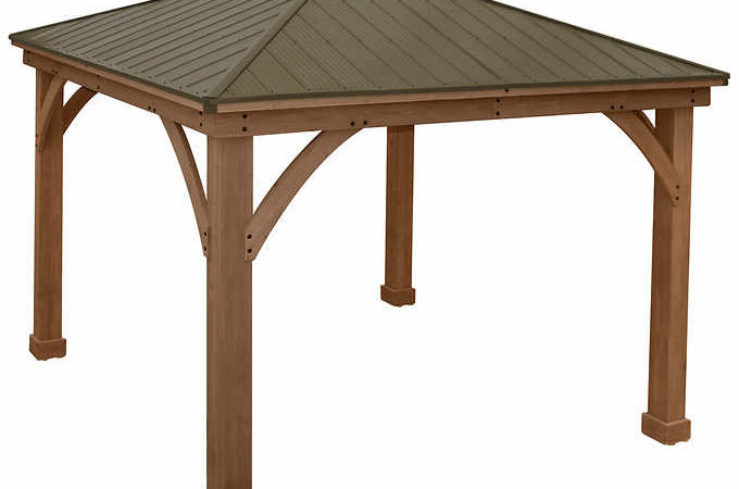 Costco Yardistry Gazebo: Our Experience After 2 Years
