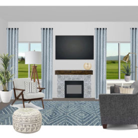 Want to design your dream living room yourself? I'll guide you through the steps the pros use to design a beautiful and functional space!
