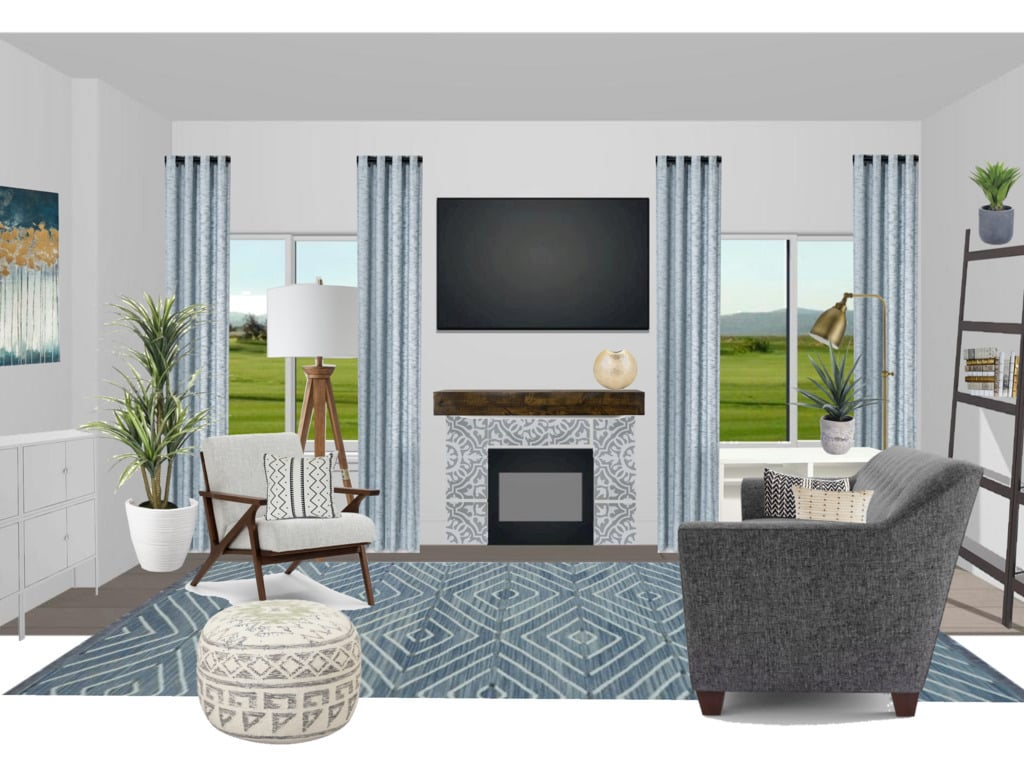 Help! How Do I Decorate My Living Room?