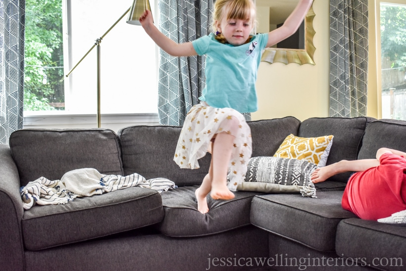 How to Design a Kid-Friendly Home
