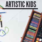 Perfect Gifts for Artistic Kids: kids art set