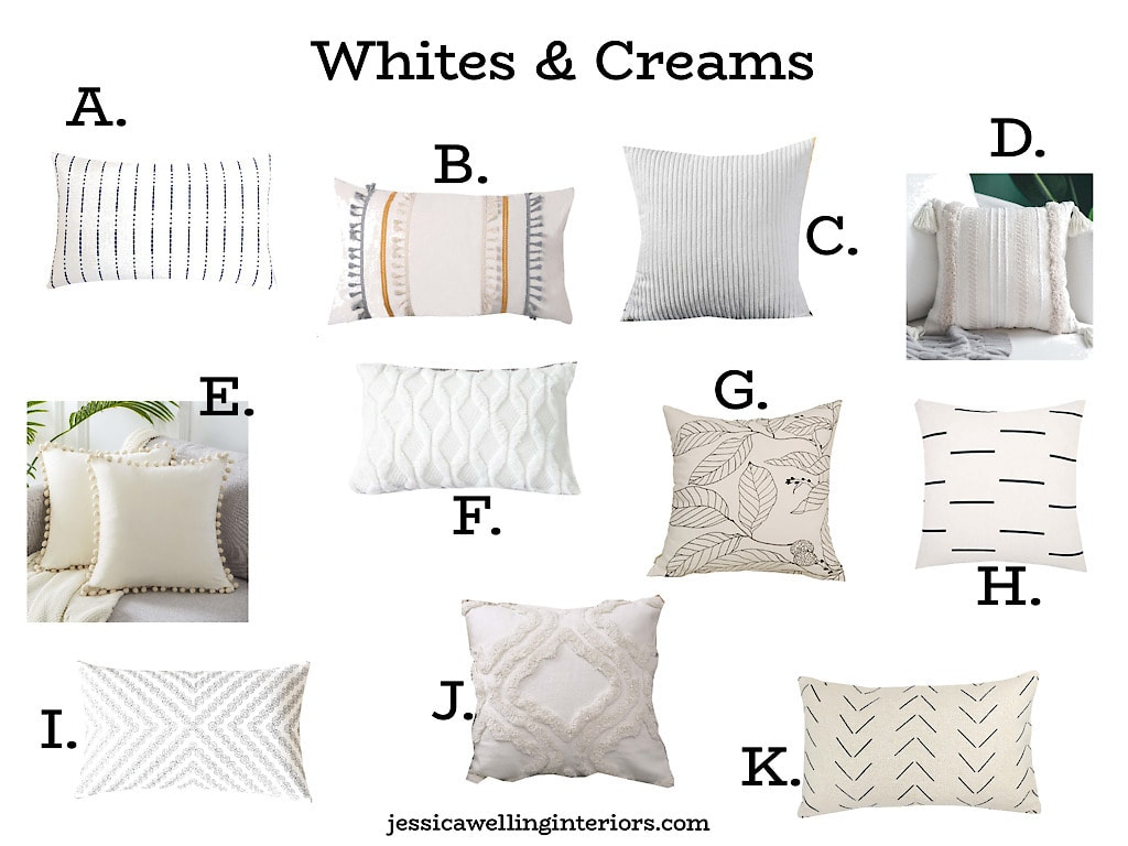 Modern Cheap Throw Pillow Covers In Every Color Jessica Welling Interiors