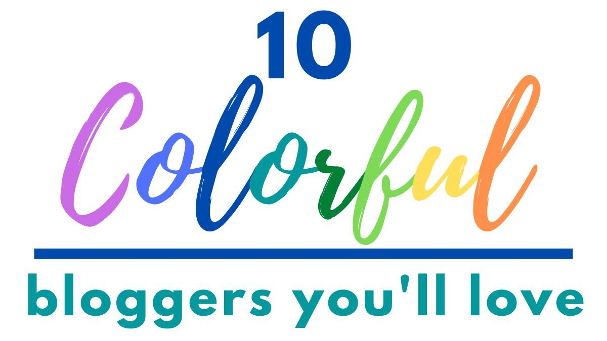10 Colorful & Fun Design Blogs You're Going to Love!