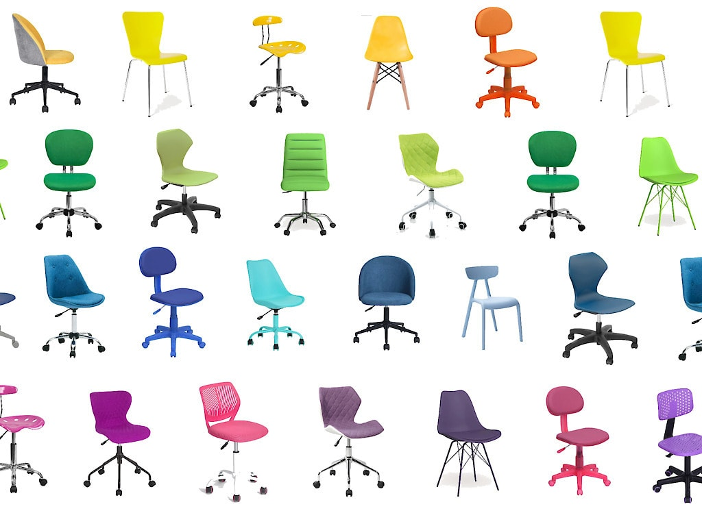 Kids' Desk Chairs On a Budget!