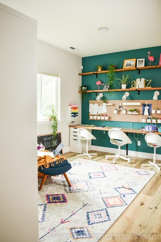 Ikea Home Office Ideas My New Design Studio Reveal Jessica Welling Interiors