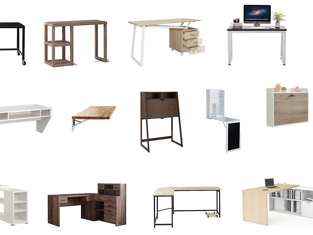 The Best Home Office Desks On The Cheap!