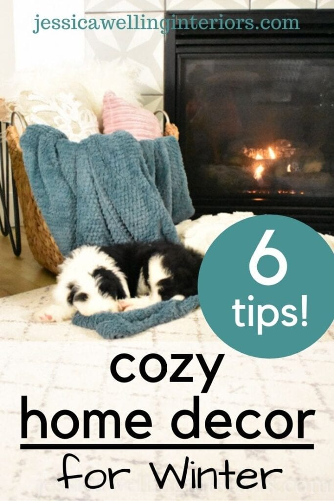 6 Cozy Home Decor Tips For Fall Winter Jessica Welling Interiors