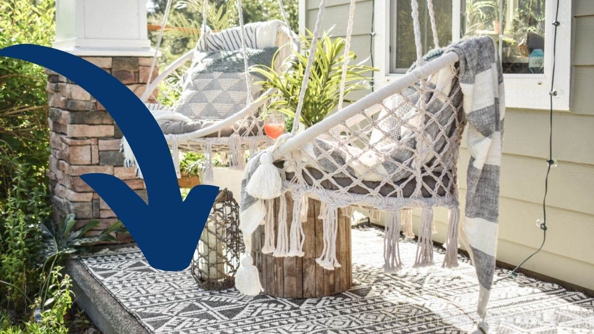 How to Choose The Best Outdoor Rug For Your Deck or Patio