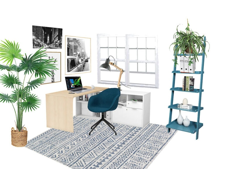 How to Design a Home Office- 5 Questions to Ask Before You Begin